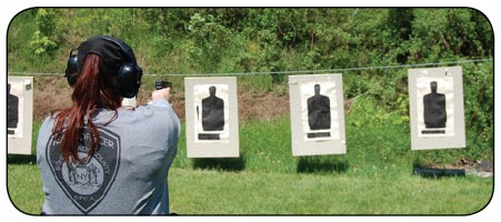 SPCA Explorer Firearm Training